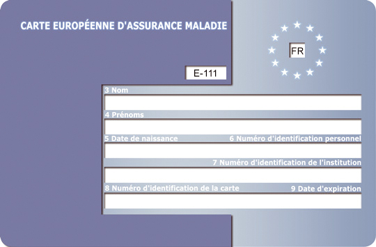 carte d assurance maladie européenne Carte européenne d'assurance maladie : pensez y !   Europe Direct